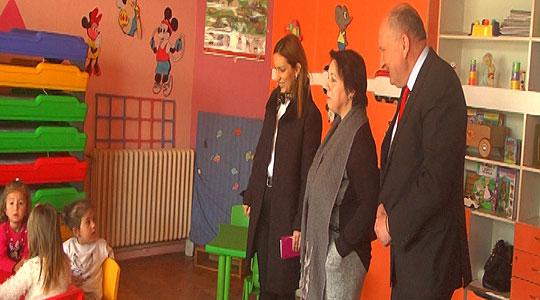 Германска донација за кочанската детска градинкa