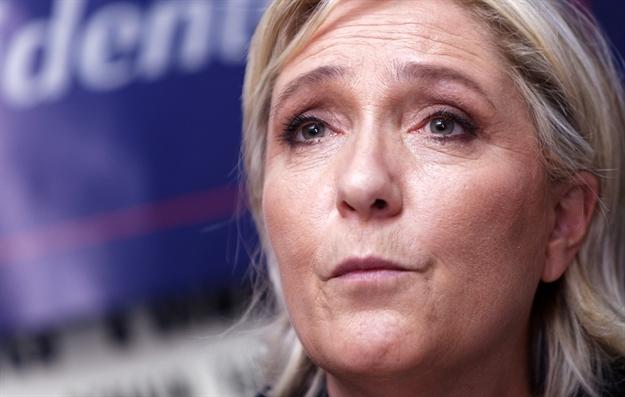 Благ раст на поддршката за Ле Пен по нападот во Париз