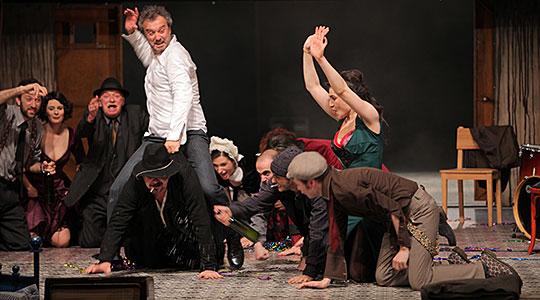 Претставата  Животот е прекрасен  ја воодушеви унгарската публика