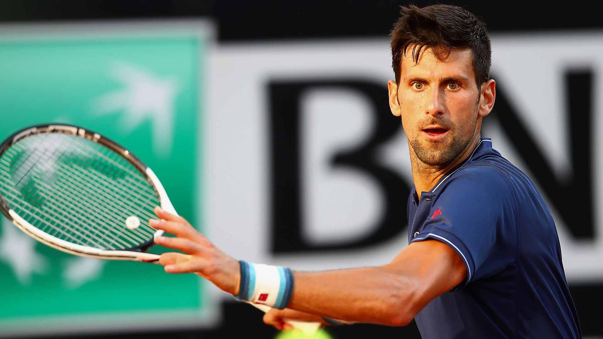 Ѓоковиќ четвртфиналист на Мастерсот во Рим