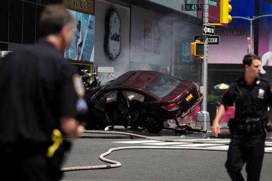 Напаѓачот од  Тајмс сквер  боледува од психичко растројство