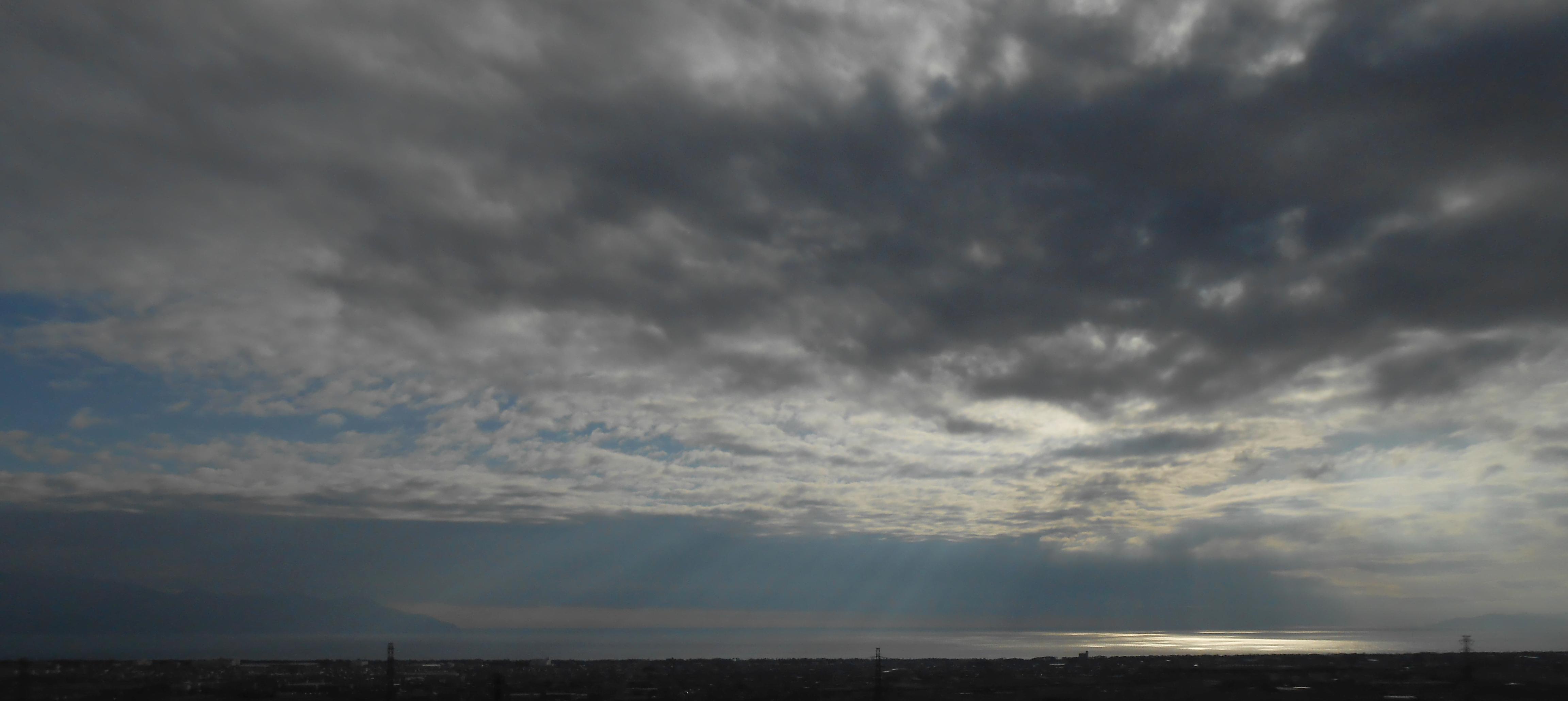 Променливо облачно со засилен ветер  претпладне слаб локален дожд