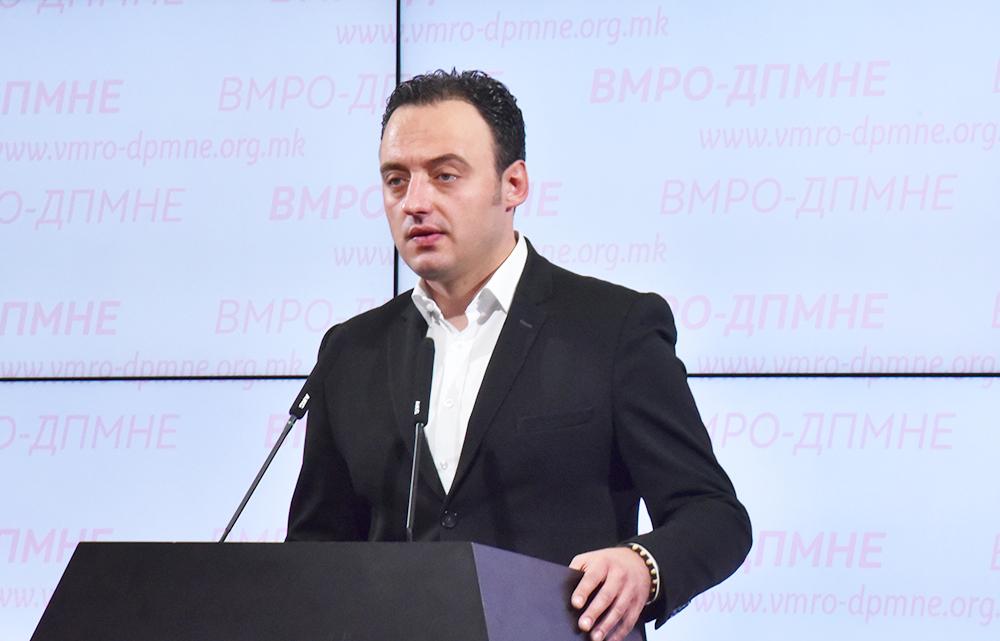Ристовски  СДС сака да инсталира партиски кадри во судството
