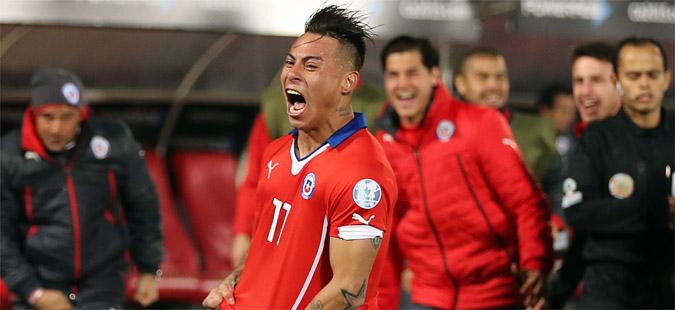 Чиле подобар од Камерун на Купот на Конфедерации