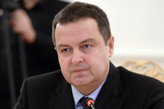 Дачиќ  Акцијата на РОСУ е продолжување на притисокот врз Србите во Косово