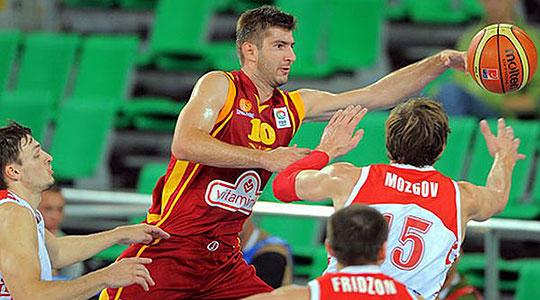 Тасовски ќе патува на мечот против Естонија