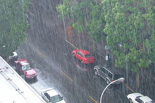 Најмногу дожд во Гевгелија  најстудено во Тополчани