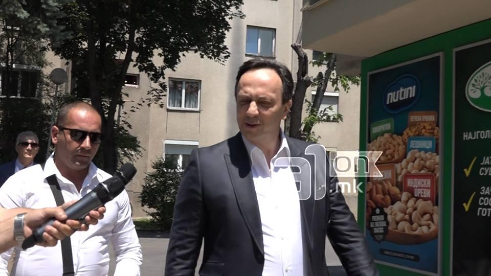 Сашо Мијалков во Апелација за  Таргет  и  Тврдина