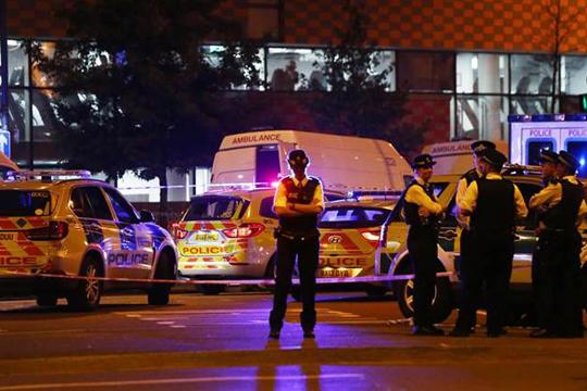 Напаѓачот врз муслиманите во Лондон е Велшанецот Дарин Озборн