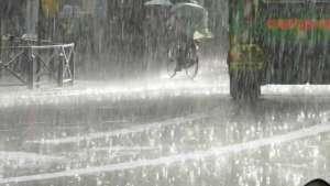 Обилни врнежи од дожд во среда и четврток