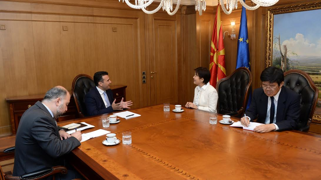 Заев   Ханеда  Владата определена кон демократските реформи  отвора големи перспективи