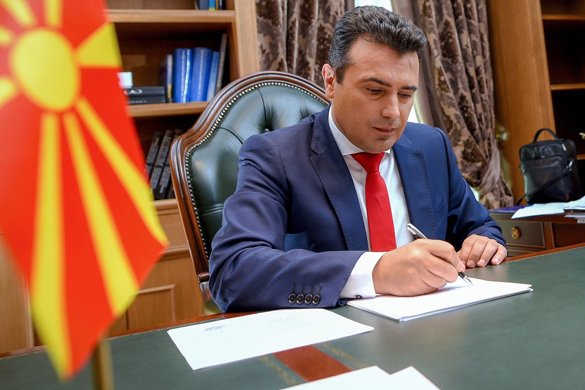 Заев за терористичкиот напад во Барселона  Осудата на омразата и насилството мора да биде одлучна и силна