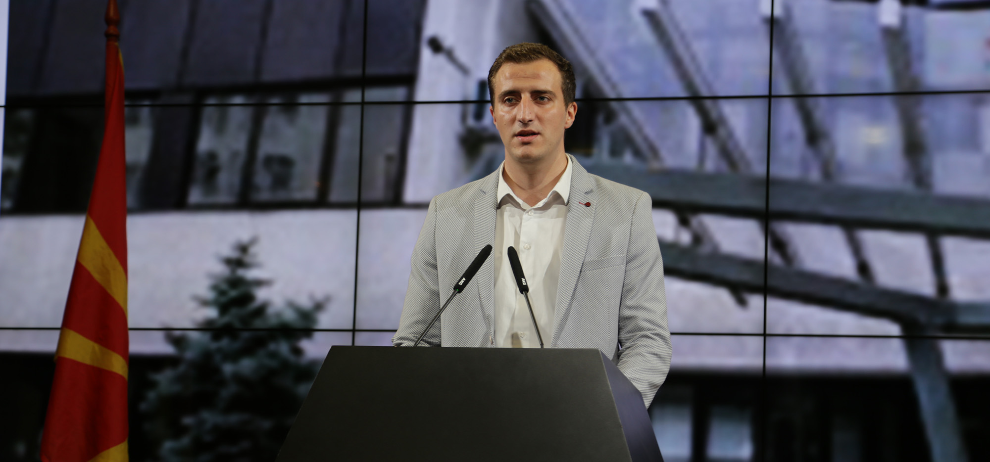 ВМРО ДПМНЕ  Спасовски без никакви аргументи почна со партиски чистки и вработување на партиски послушници