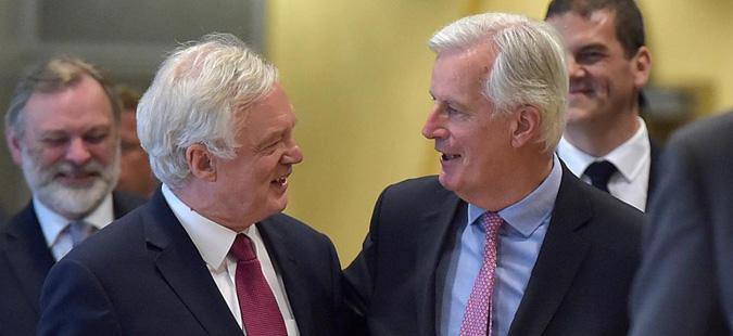Втора рунда преговори меѓу Британија и ЕУ за Брагзит
