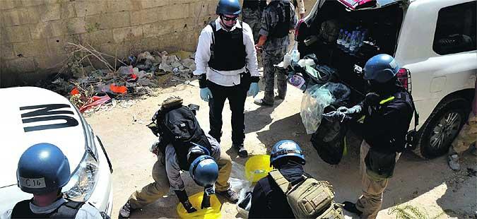 ЕУ ќе воведе санкции за 16 Сиријци поради хемиските напади