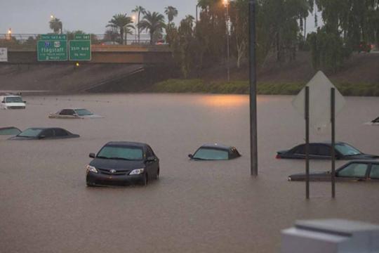 Најмалку девет лица загинаа во невреме во Аризона