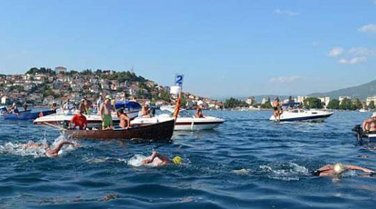 Светската пливачка елита утре на 31  Охридски пливачки маратон