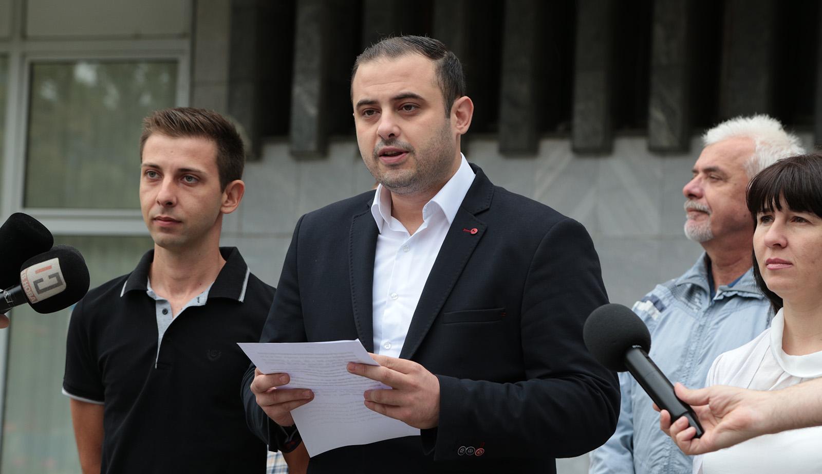 ВМРО ДПМНЕ  Судот треба да работи исклучиво по Закон и Устав
