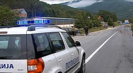 Четиринаесет лица повредени во сообраќајка на автопатот Куманово   Скопје