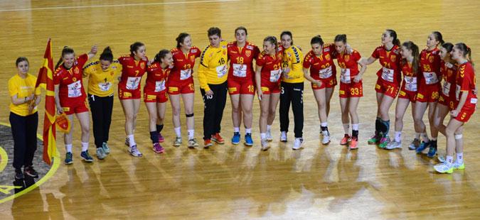 Женската ракометна репрезентација на Македонија поразена од Турција