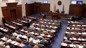 Пратениците утре ќе гласаат за предлог законот за јазици