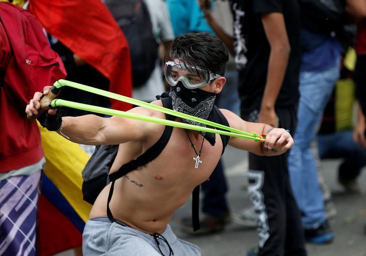 Продолжуваат антивладините протести во Венецуела