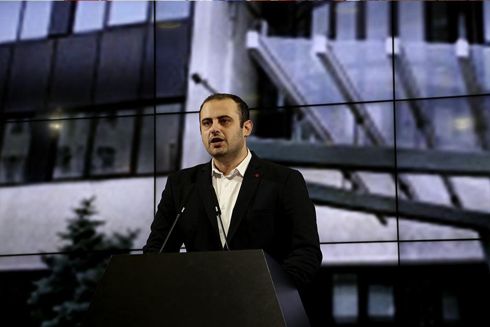 Ѓорѓиевски  Хаосот во МВР е последица на бруталната партизација
