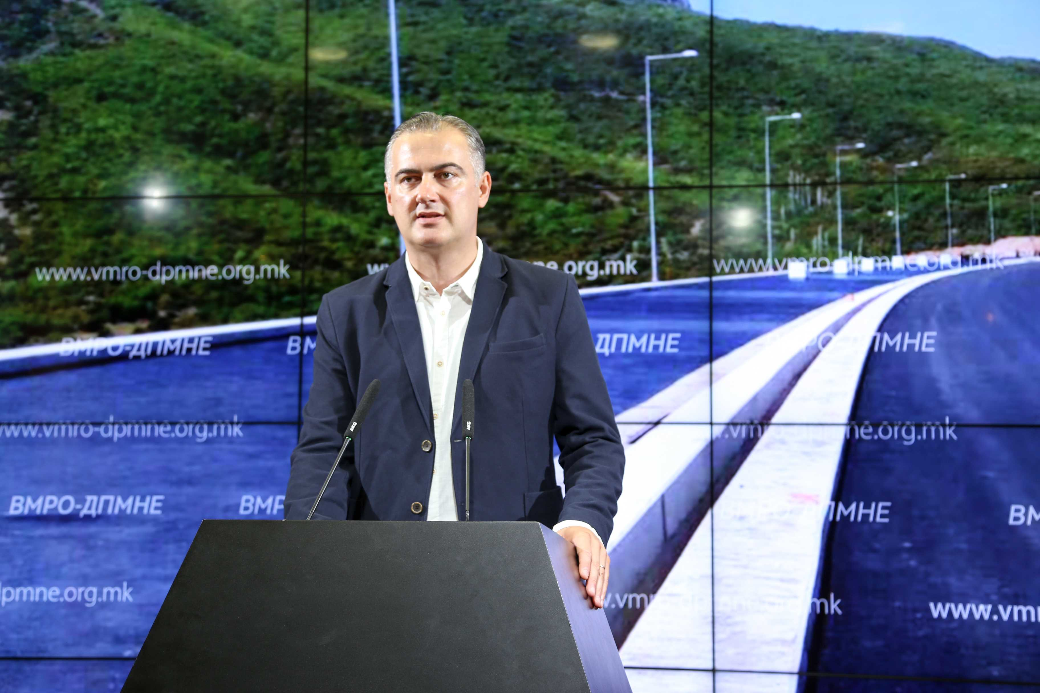 Трпески  Неизградбата на автопатот Кичево Охрид ги доведува во прашање веќе започнатите странски инвестиции