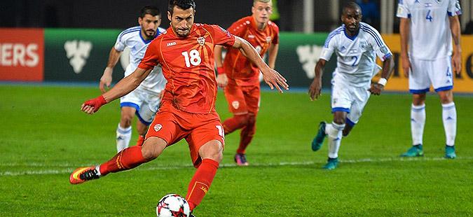 Македонија напредуваше 32 позиции на ФИФА ранг листата