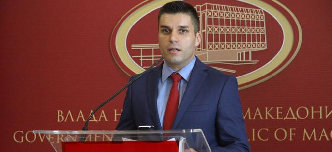 СДСМ  На ВМРО ДПМНЕ им пречи успешната работа на Николовски