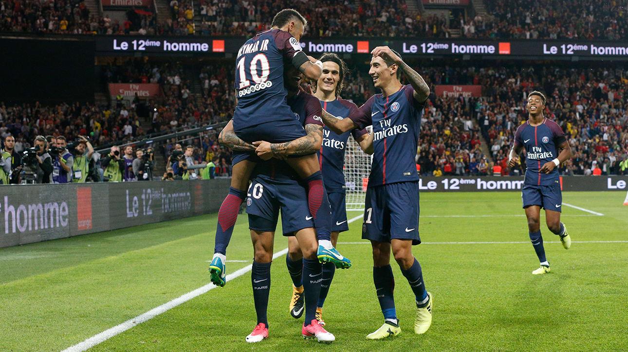 Убедлива победа на ПСЖ над Тулуз