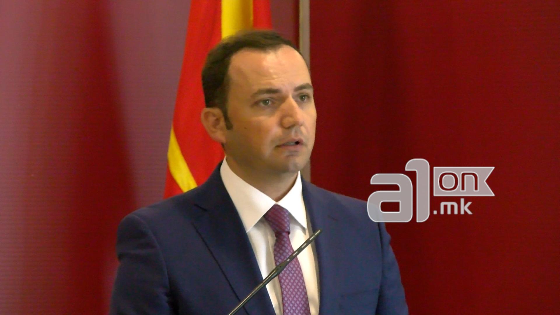 Османи  Будно ја следиме ситуацијата со Србија  не би брзале со заклучоци