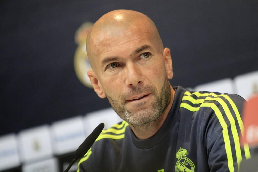 Зидан потврди  Останувам во Реал