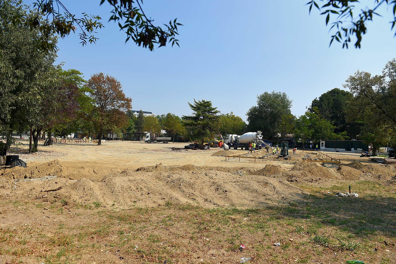 Трајановски  Нов Луна парк на почетокот на следната година