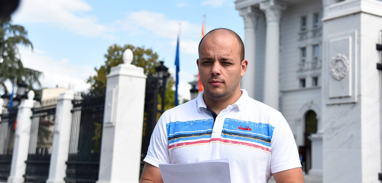 ВМРО ДПМНЕ  Рашковски ја поставил бабата за претседател на второстепена владина комисија