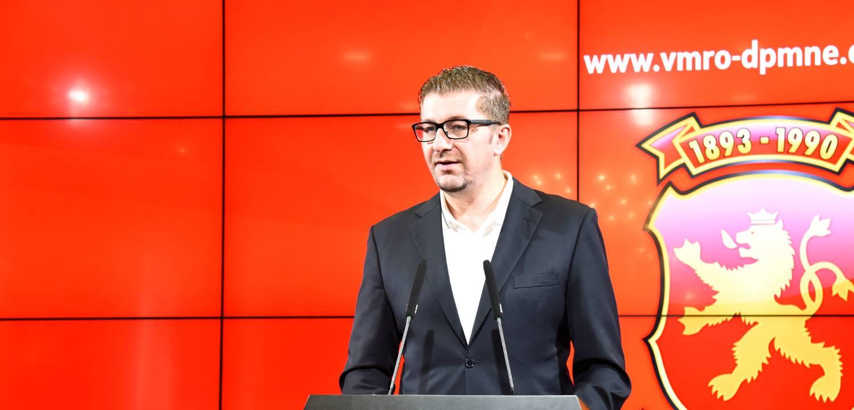Мицкоски  ВМРО ДПМНЕ подготвува најдобра програмска и најдобра персонална понуда за кандидати за градоначалници