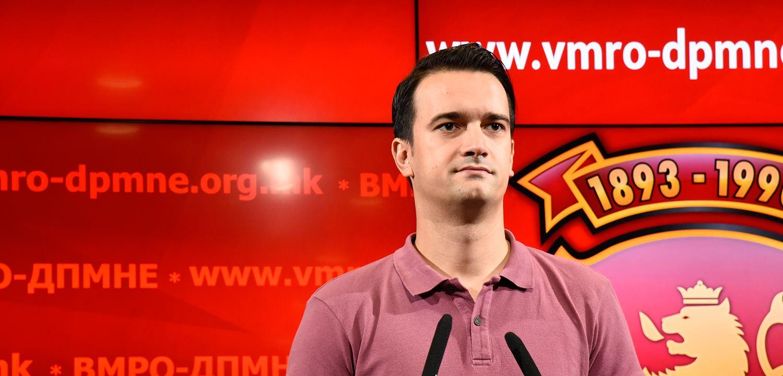 Нелоски  Младите се изманипулирани од СДСМ