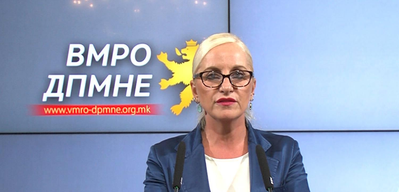 ВМРО ДПМНЕ  Целта на Заев е да овозможи што е можно поголемо ширење на бизнисите на своите роднини