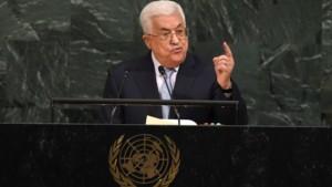 Абас  САД веќе не може да бидат медијатор во израелско палестинските преговори