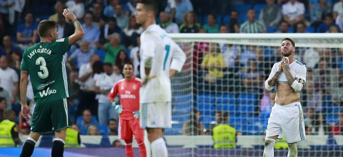 Бетис го шокира Реал
