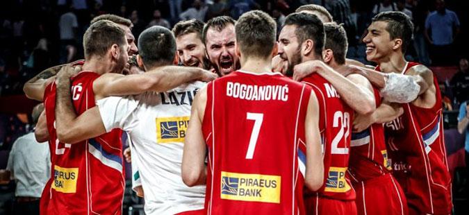Србија преку Италија до полуфиналето на Евробаскет