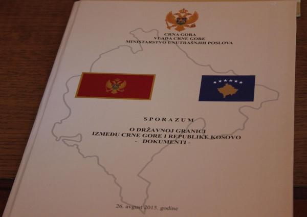 Црна Гора очекува прашањето за демаркација на границата со Косово да биде според веќе постигнатиот договор