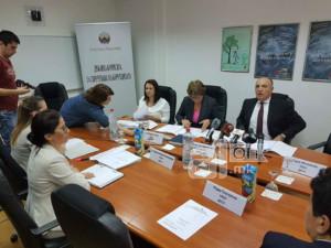 Разрешени пет членови на Комисијата за спречување на корупцијата