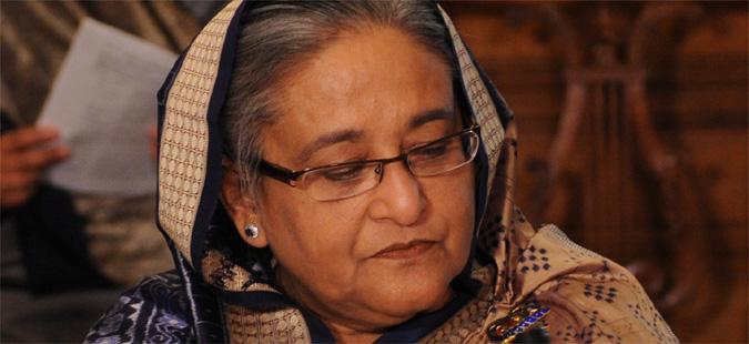 Хасина  Мјанмар треба да ги прими назад сите пребегани Рохинџи