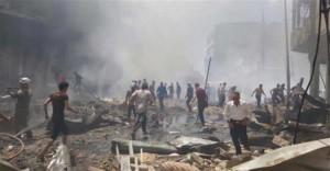 Русија предупредува дека Ал Нусра и Белите шлемови подготвуваат напад со хемиско оружје во Идлиб