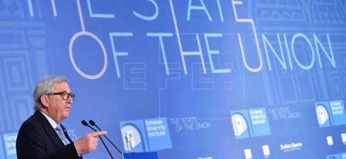 Јункер ќе побара проширување на Еврозоната
