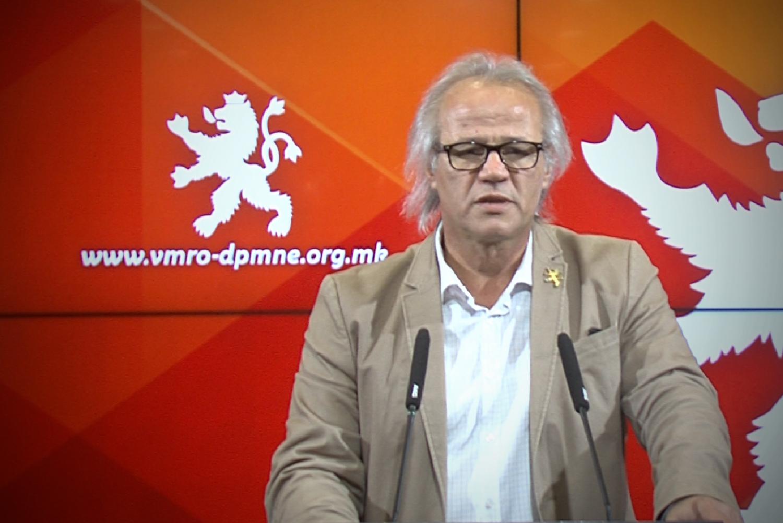 Јовановски  Одлуката за спречување на референдумите за мигрантите е потврда дека владата планира доселување на мигранти