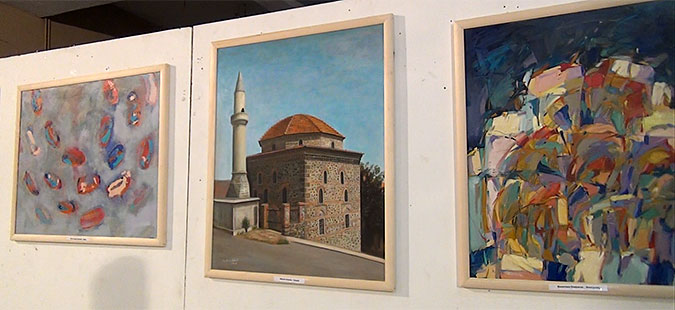 Во Струмица изложба на 54  Ликовна колонија