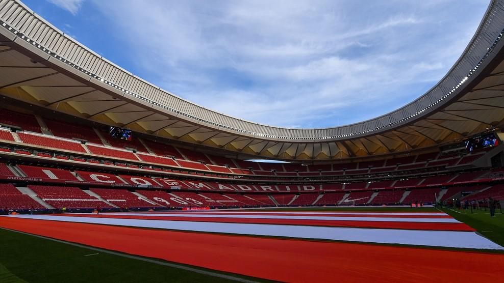 Финалето од Лигата на Шампионите во 2019  година ќе се игра на новиот стадион на Атлетико Мадрид