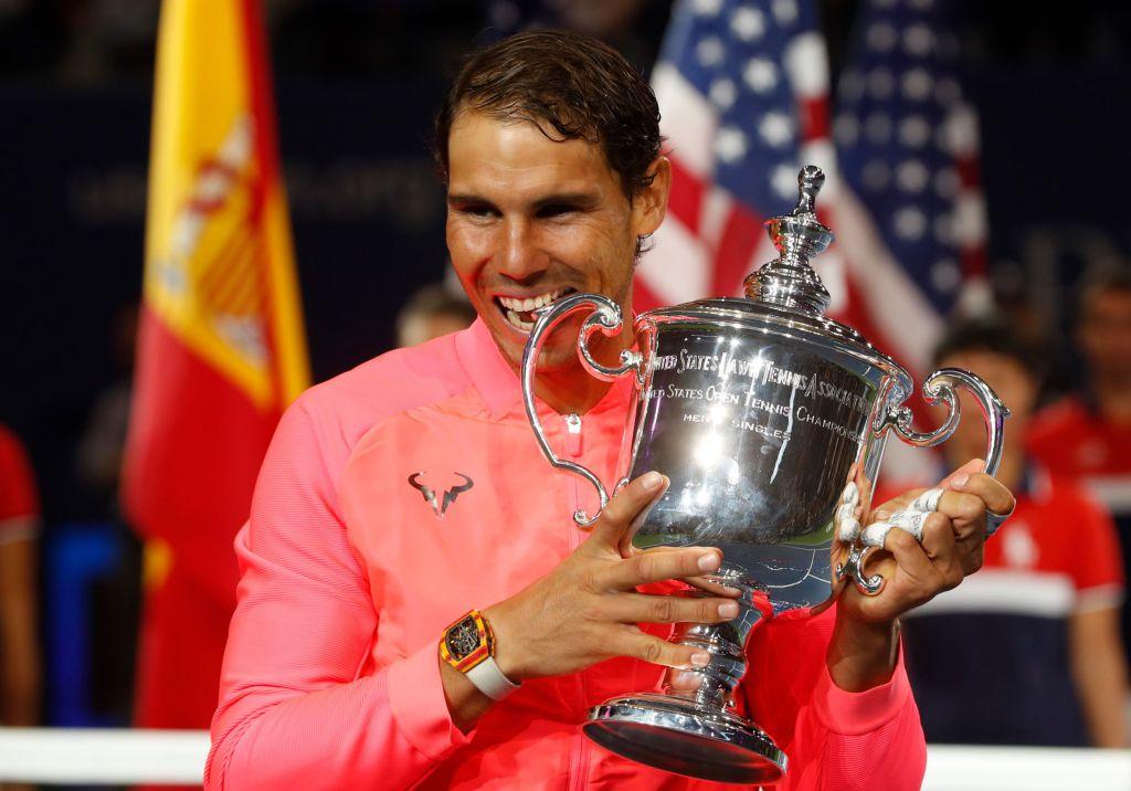 Трета US Open титула за Надал